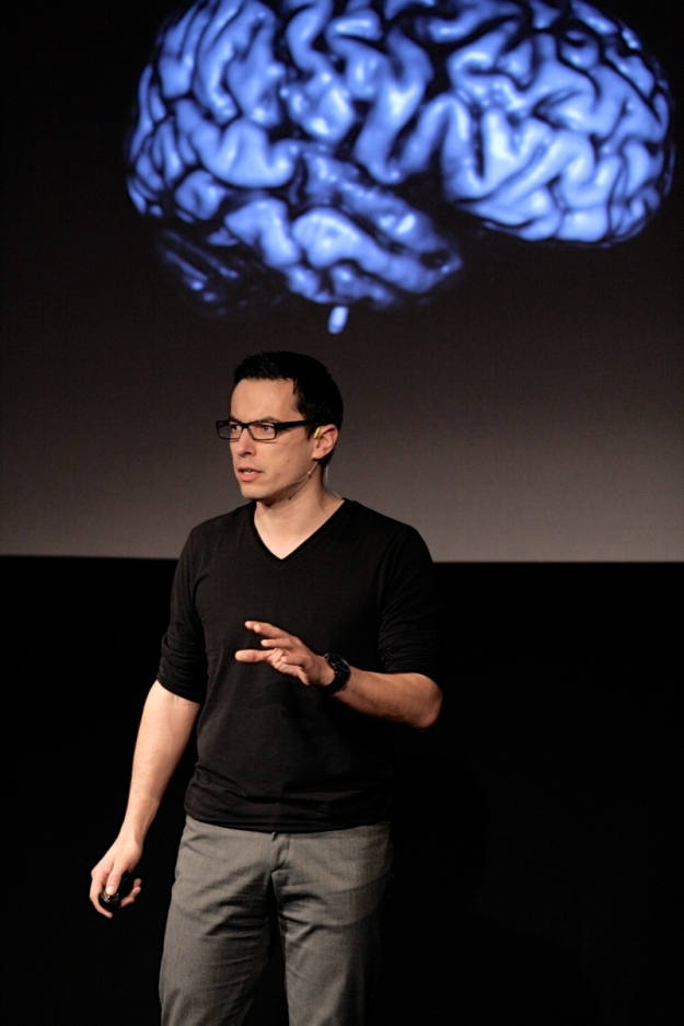 Olivier Oullier @ TEDxESCP